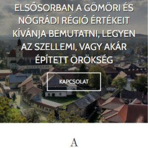 csodasfelvidek.sk - mobilná verzia