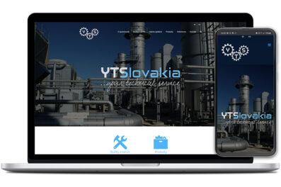 YTS webová stránka