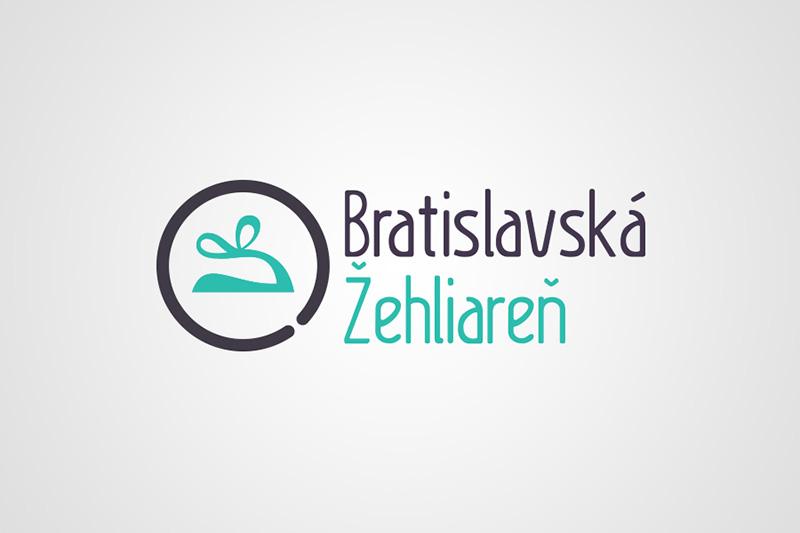 Bratislavská žehliareň logo