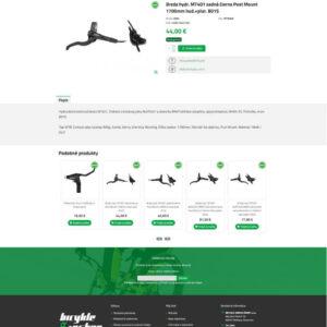 bicykle-eshop.sk - stránka produktu