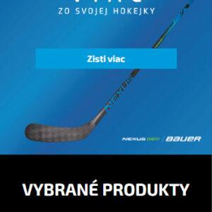bauerhockey.sk - mobilná verzia
