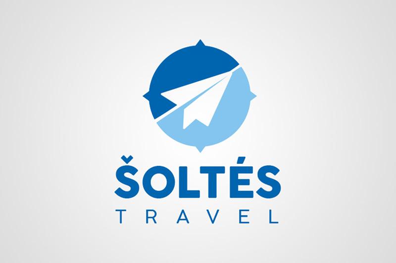 Šoltés travel logo