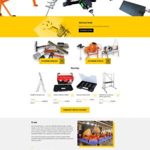 bbtools.sk - domovská stránka