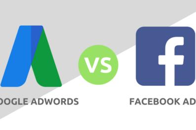 Google AdWords vs Facebook reklama