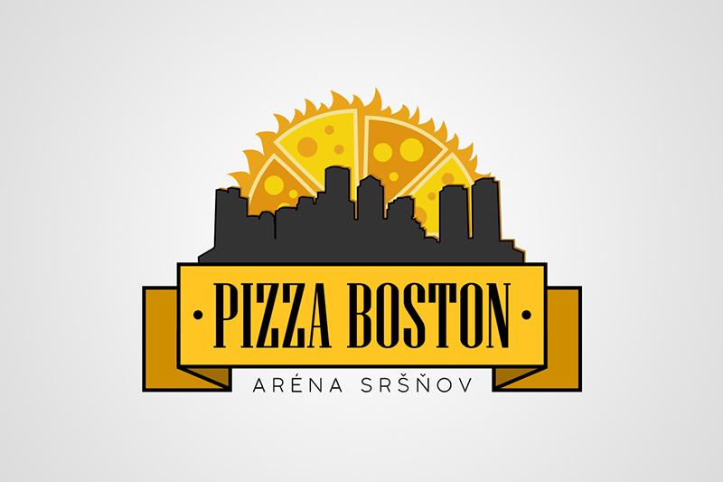 Pizza Boston - logo