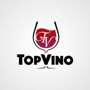 Topvino - logo