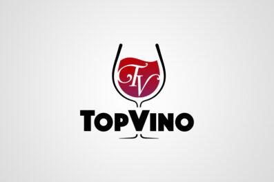 Topvino logo