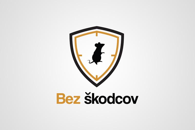 Bez škodcov logo