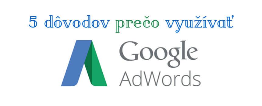 Dôvody, prečo sa oplatí reklama na Google