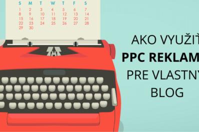 PPC reklama pre vlastný blog