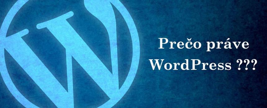 10 dôvodov, prečo použiť WordPress pre Vašu firemnú webstránku