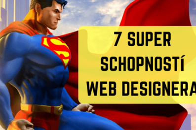 7 superschopností web designera