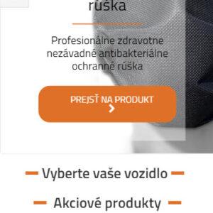 autodoplnkyrs.sk - mobilná verzia