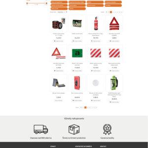 autodoplnkyrs.sk - stránka kategórie