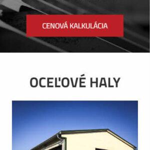 haly-konstrukcie.sk - mobilná verzia