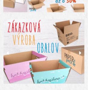 paperpack.sk - mobilná verzia