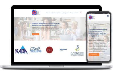 FECBOP webová stránka