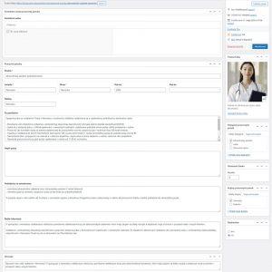 buducnost-zdravotnictva.com - administrácia na mieru