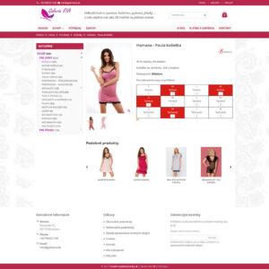 galeriaria.sk - stránka produktu