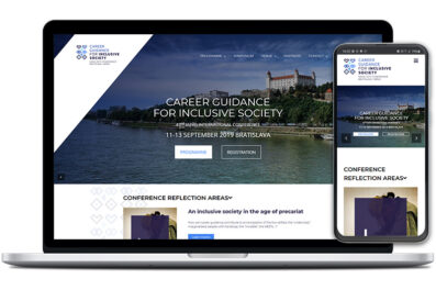 IAEVG conference 2019 webová stránka