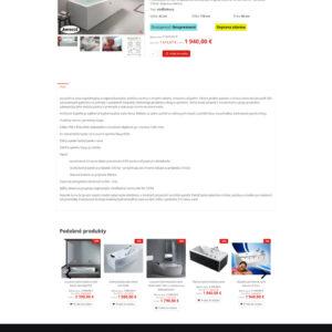 interion.sk - stránka produktu