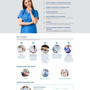 buducnost-zdravotnictva.com - domovská stránka