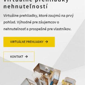 revio.sk - mobilná verzia