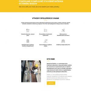 sagga.sk - domovská stránka