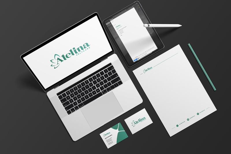 Atelina - firemná identita